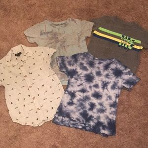Set of Boys Hipster T Shirts